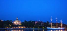 La ville de Stockholm en time lapse