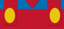 Affiches minimalistes du monde de Mario –  John Sideris