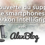 decouverte-support-voiture-smartphones-nfc-arkon-intelligrip