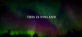 Une nuit en Finlande avec les aurores polaires