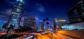 Un petit voyage en Californie et en time lapse par Michael Bloom