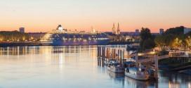 La ville de Bordeaux dans un super time lapse
