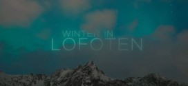 L'hiver dans les îles Lofoten