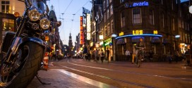 Une soirée passée à Amsterdam
