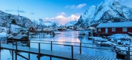 Téléportation sur les Îles Lofoten