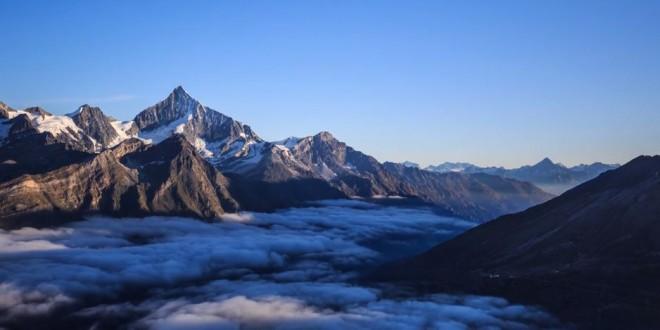 Alpes Suisses Time Lapse