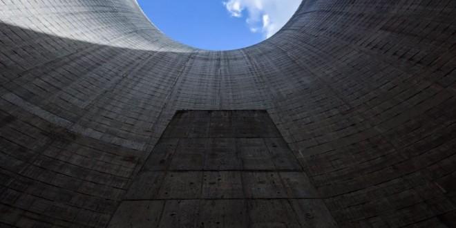 Atomic Ruin Time Lapse Centrale Abandonne Usa