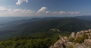 Decouverte Parc National Shenandoah Time Lapse