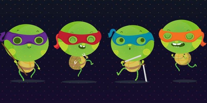 Illustrations Mignonnes Personnages Television Cinema Mj Da Luz (10)
