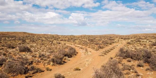 Time Lapse Desert Karoo Afrique