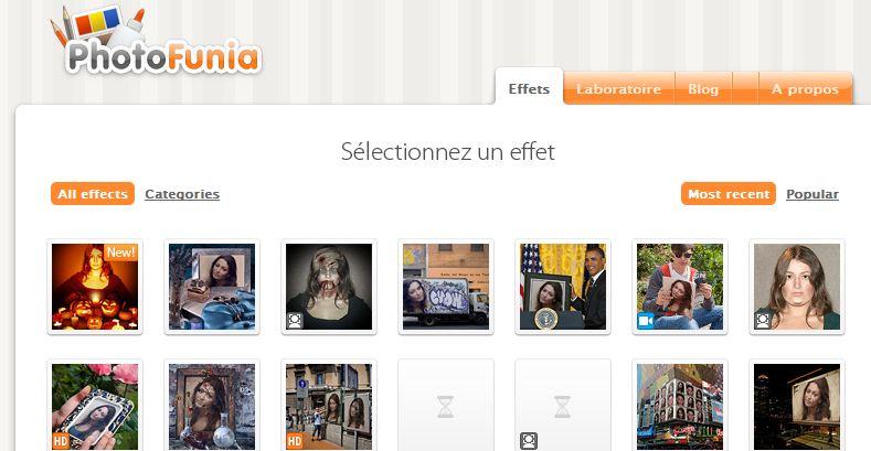 Photo of Photofunia : réaliser de surprenant montage en toute simplicité