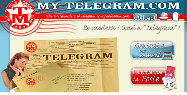 Photo of Le télégramme dans tout ça ? Envoyez-en !