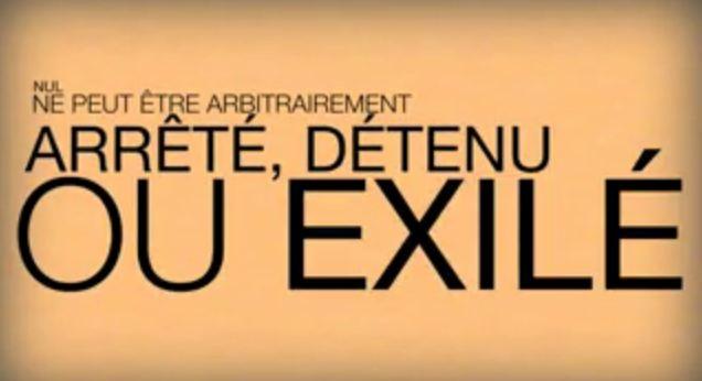 Photo of Declaration UNIVERSELLE des droits de l'Homme