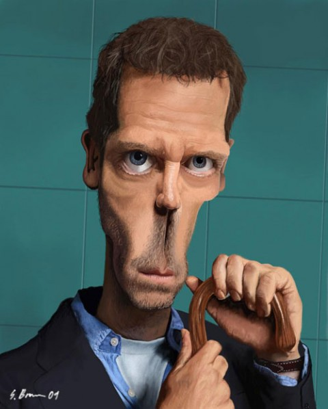 Dr__House_Caricature_by_Sam