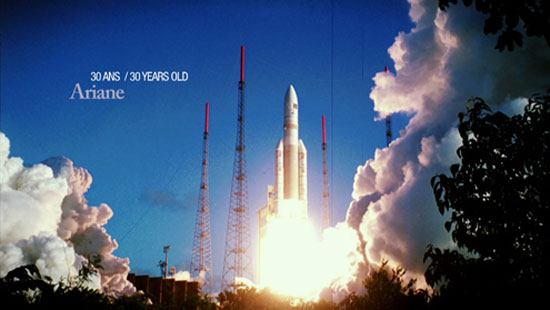 Photo of Ariane Final Launch