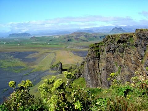 dyrholaey-landscape