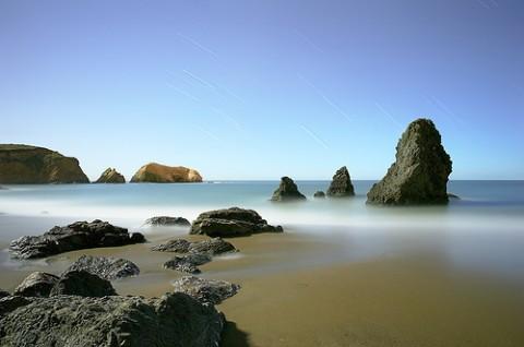nightscape-rodeo-beach-marin-county