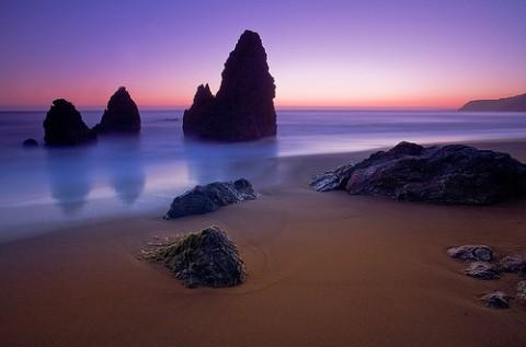 rodeo-beach-sunset-marin-headlands