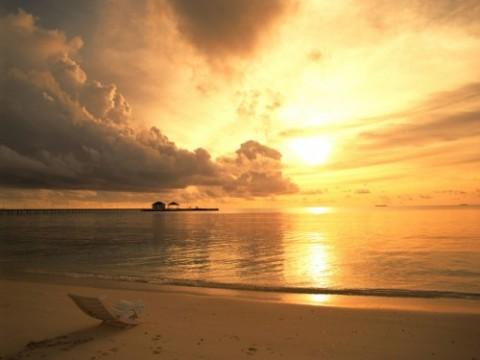 sea-sunset