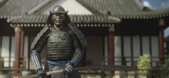 Photo of Samurai 3D