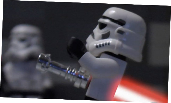 Photo of Star Wars : The Force Unleashed … en Lego