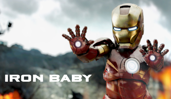 Photo of Iron Baby