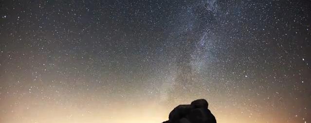 Photo of Magnifique timelapse de la voie lactée