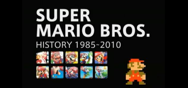 Photo of 25 ans de Super Mario