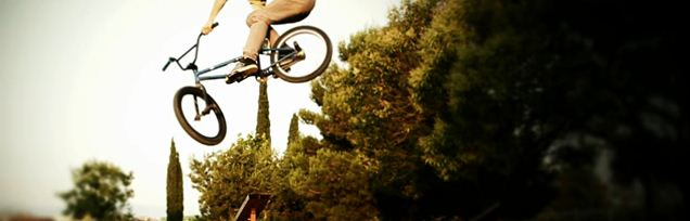 Photo of Vidéo de BMX