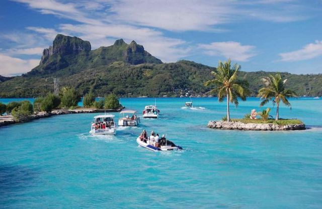 Photo of Photographies des îles Bora Bora