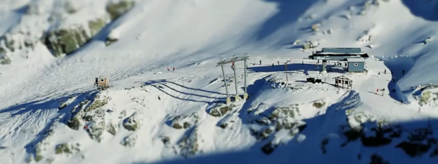 Photo of Whistler Blackcomb XXS  – Tilt Shift