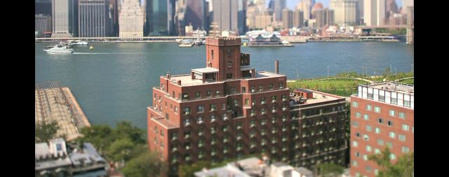 Photo of Vidéo de New York en Tilt Shift