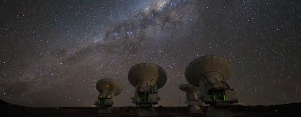 Photo of Timelapse d' une nuit étoilée