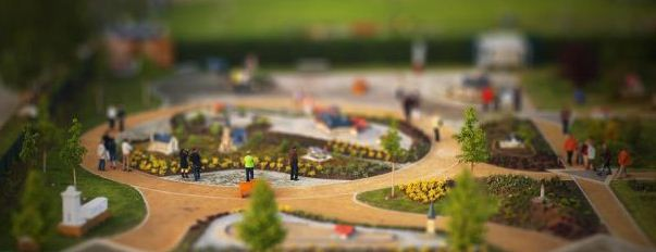 Photo of Sélection de +200 photographies avec un effet Tilt Shift