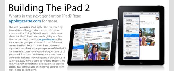 Photo of Tout ce que vous devez savoir sur l'iPad 2