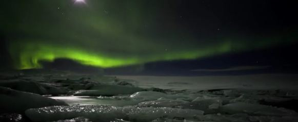 Photo of Time lapse de l'Islande