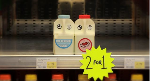 Photo of A Love Story… In Milk