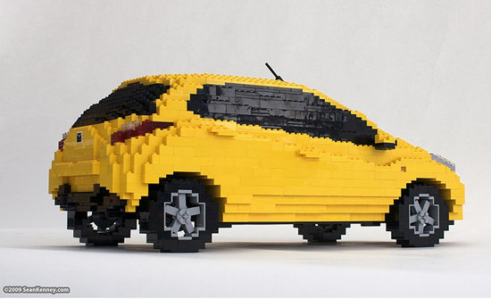 Photo of Des sculptures en lego !