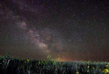 Photo of Time lapse de la voie lactée