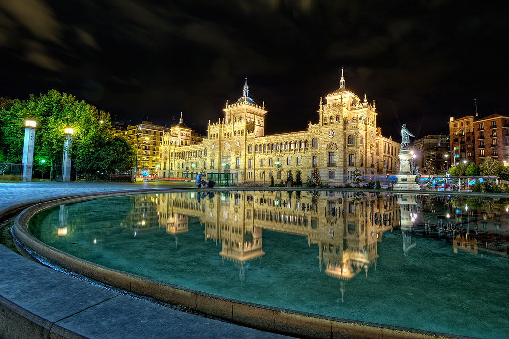 Photo of Photo du jour #1 – Plaza Zorrilla