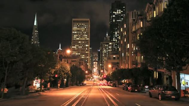 Photo of Time lapse de la ville de San Francisco  – The City