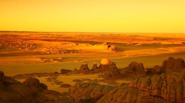 Photo of Sahara Wonderland – time lapse