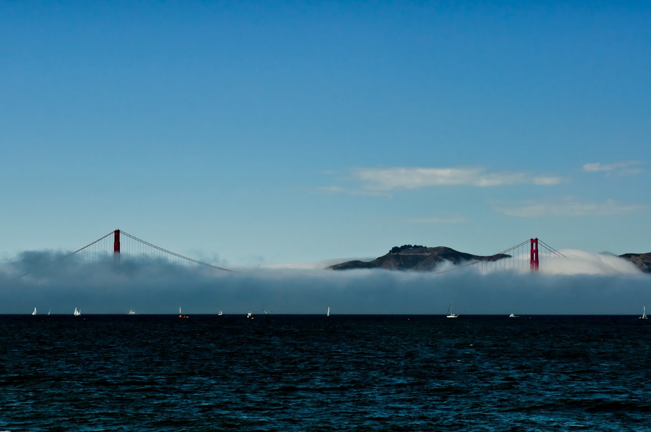 Photo of Photo du jour #5 – Golden Gate Bridge
