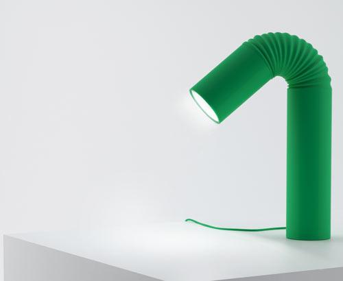Photo of Une lampe en forme de paille  – Sixties Lamp