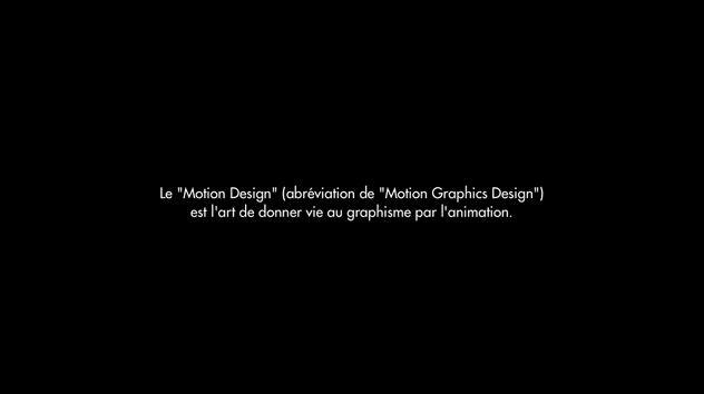 Photo of Définition du Motion Design en vidéo