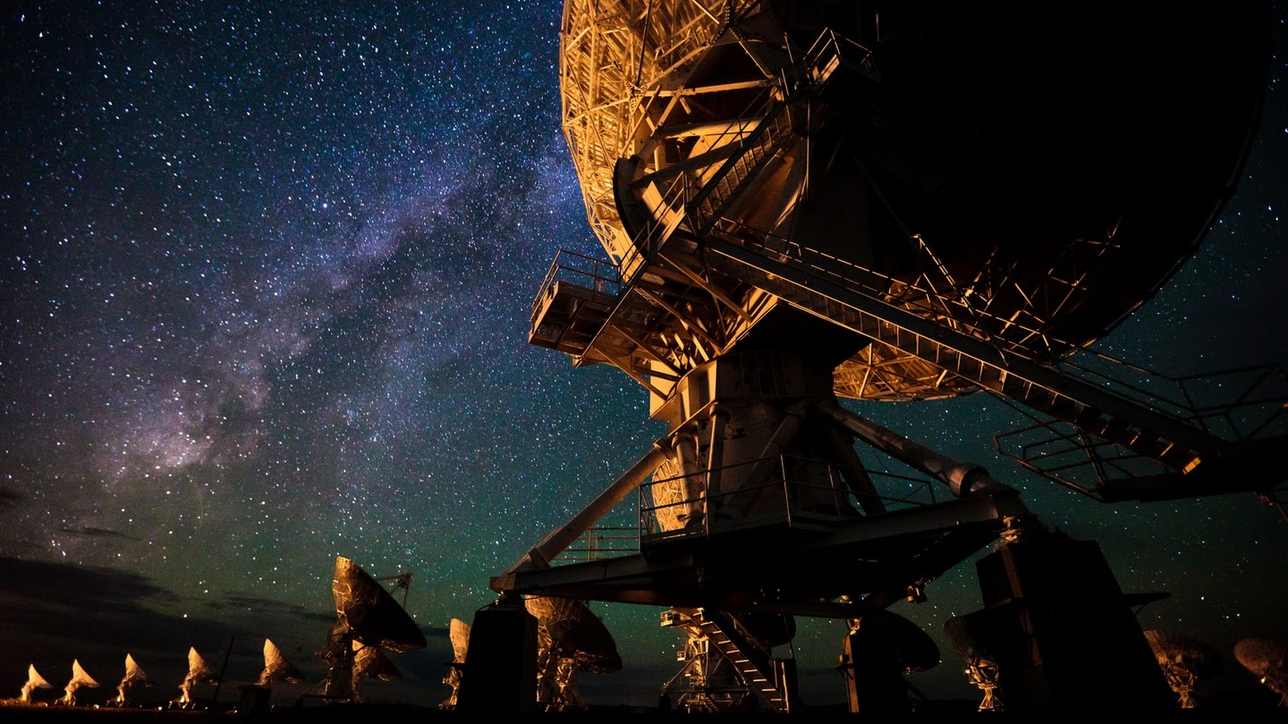 Photo of Photo du jour #8 : Radiotélescope Very Large Array