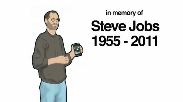 Photo of L'histoire de la création de l'iPhone résumée en une vidéo