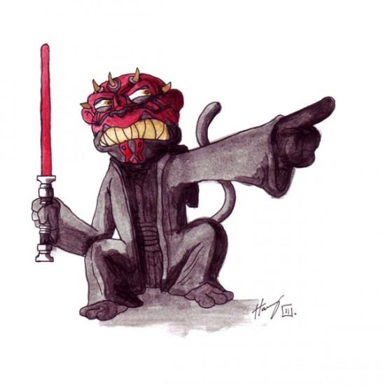 illustration star wars (14)