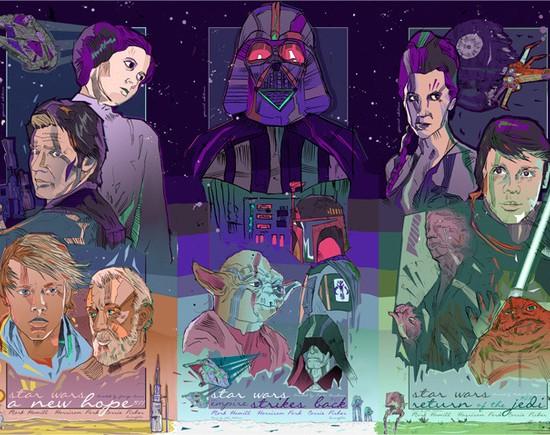 illustration star wars (8)