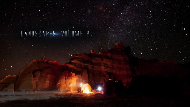 Photo of Magnifique paysages en time lapse de l'Arizona